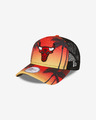 New Era Chicago Bulls A-Frame 9Forty Шапка с козирка