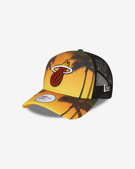 New Era Miami Heat A-Frame 9Forty Шапка с козирка
