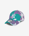 New Era New York Yankees Camo Pack Teal 9Forty Шапка с козирка