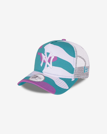 New Era New York Yankees Camo Pack Teal Шапка с козирка